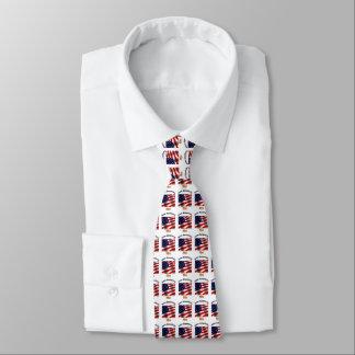 新しい米国の市民 オリジナルネクタイ