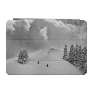 新しい粉のBackcountryのスキークライマー iPad Miniカバー