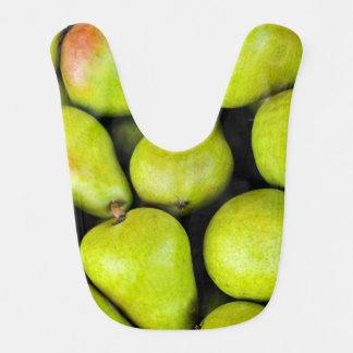 新しい緑のナシ ベビービブ