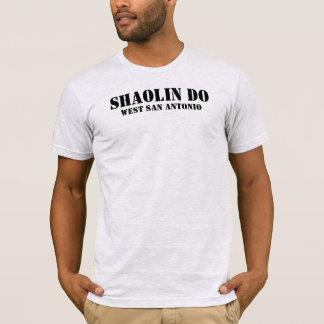 新しい西のShaolin Tシャツ