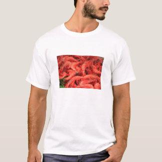 新しい車海老の大人のTシャツ Tシャツ