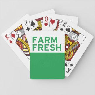 新しい農場 トランプ