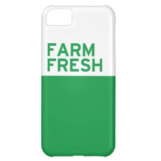 新しい農場 iPhone5Cケース