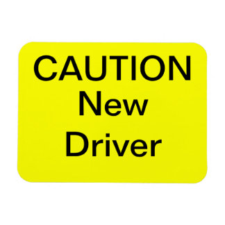 新しい運転者の磁石 マグネット