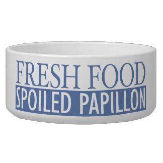 新しい食糧だめにされたPAPILLON