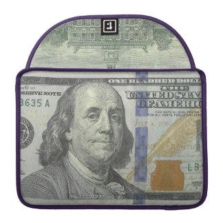 新しい100$手形場合 MacBook PROスリーブ