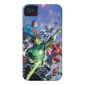 新しい52カバー#1第3プリント Case-Mate iPhone 4 ケース