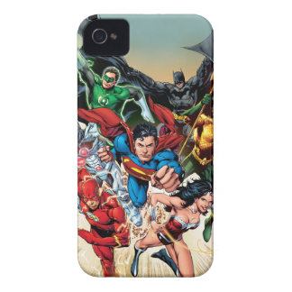 新しい52カバー#1第4プリント Case-Mate iPhone 4 ケース