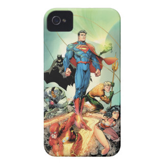新しい52カバー#3 Capullo変形 Case-Mate iPhone 4 ケース