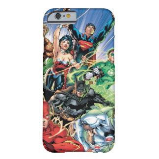 新しい52 -ジャスティス・リーグ#1 BARELY THERE iPhone 6 ケース
