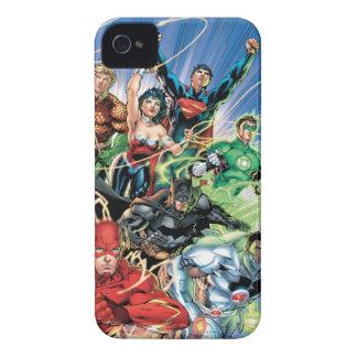 新しい52 -ジャスティス・リーグ#1 Case-Mate iPhone 4 ケース