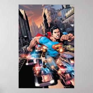 新しい52 -スーパーマン#1 2 ポスター