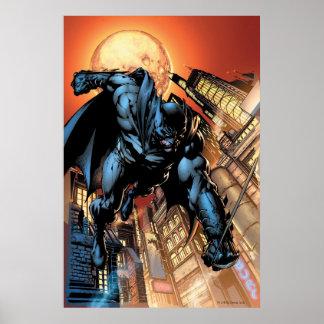 新しい52 -バットマン: 暗い騎士#1 ポスター