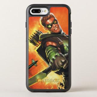 新しい52 -緑の矢#1 オッターボックスシンメトリーiPhone 8 PLUS/7 PLUSケース