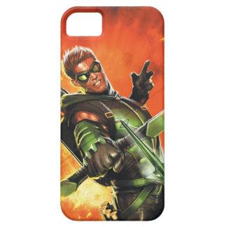 新しい52 -緑の矢#1 iPhone SE/5/5s ケース