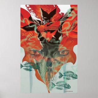 新しい52 - Batwoman #1 ポスター