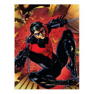 新しい52 - Nightwing #1 ポストカード
