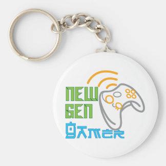 新しいGENのゲーマー キーホルダー