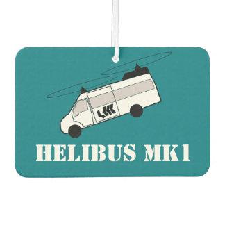 新しいHelibusの空気 カーエアーフレッシュナー