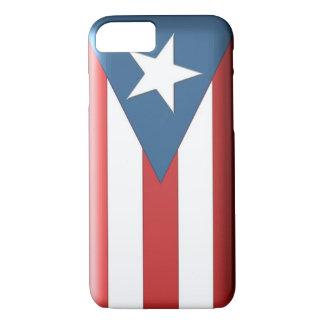 新しいiPhone 7のためのプエルトリコの旗の箱! iPhone 8/7ケース