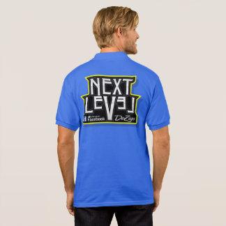新しいNLDのポロ ポロシャツ