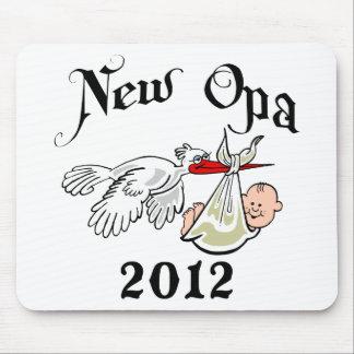 新しいOpa 2012年 マウスパッド