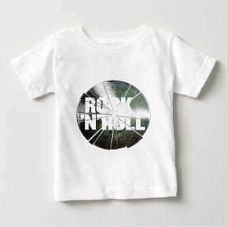 新しいRocknRoll ベビーTシャツ