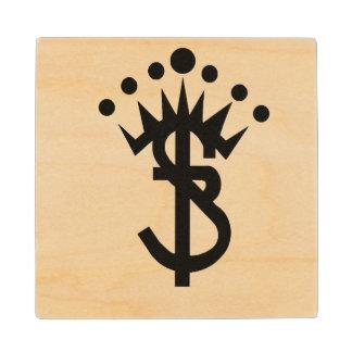 新しいS.B. Entのロゴのコースター ウッドコースター