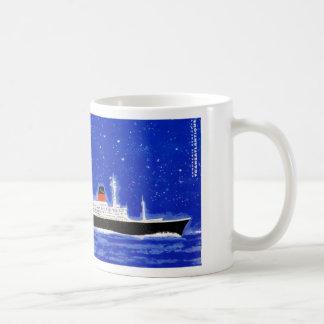 新しいssフランス コーヒーマグカップ
