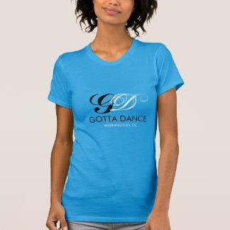 新しいTを踊るために得られる Tシャツ