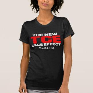 新しいTCEの女性のワイシャツ、TheTCE.Net Tシャツ