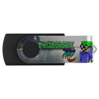 新しいTheCyberDalekプロUSBFLASHDRIVE USBフラッシュドライブ
