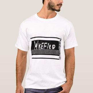 新しいWAKEFIELDのプリント Tシャツ