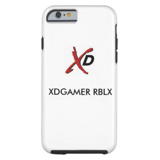 新しいXDGAMER RBLX IPhone 6/6Sの例!! ケース