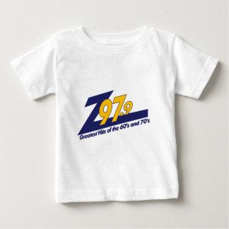 新しいZ979ロゴ ベビーTシャツ