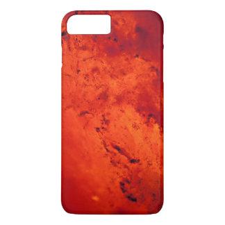 新しく猛烈な溶岩 iPhone 8 PLUS/7 PLUSケース