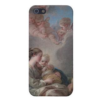 新しく、児童のFrançois Boucher iPhone 5 Cover