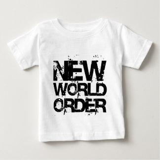 新世界秩序 ベビーTシャツ