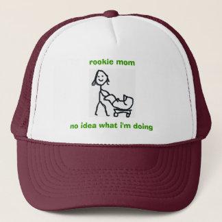 新人のお母さんの帽子-私がしている何をアイディア無し キャップ