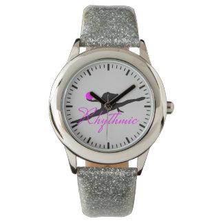 新体操のグリッターの腕時計 腕時計