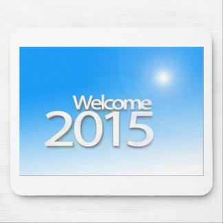 新年のイメージ2015年 マウスパッド