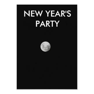 新年のパーティー カード