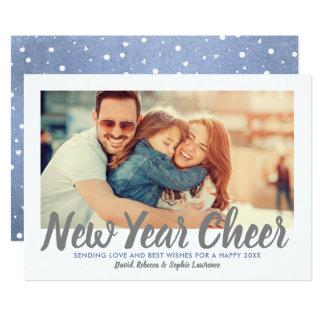 新年の応援|のMoonstoneの休日の写真カード カード