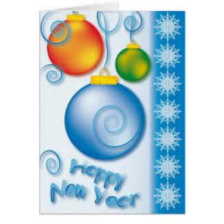 新年の挨拶 カード
