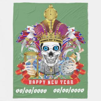 """新年の毛布30""""はx40"""" 50"""" x60"""" 60"""" x80""""眺めあります フリースブランケット"""