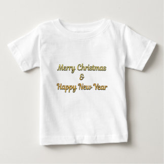 新年イブ ベビーTシャツ