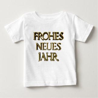 新年日 ベビーTシャツ