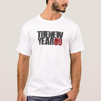 新年2009年 Tシャツ
