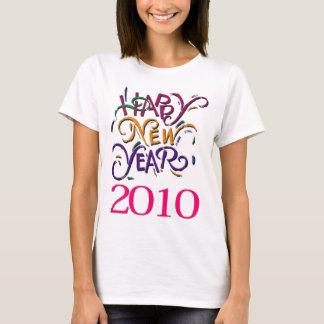 新年2010年 Tシャツ