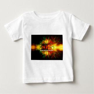 新年2015年 ベビーTシャツ